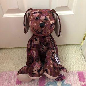 Rare Build a Bear Jonas Brothers Dog